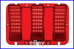 NEW! 1967 1968 Mustang LED Tail Lights PAIR Both left & right side Sequential