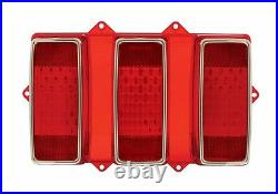 NEW! 1969 Ford Mustang LED Tail Lights PAIR Both left and right side Sequential