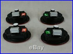NEW 1997-2004 Corvette C5 Rear LED Tail Lights (Taillight) Complete Set