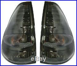 NEW ALTEZZA TAIL LIGHT LAMP (LED BLACK) for TOYOTA PRADO J 120 2002- 2009 PAIR