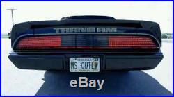 NEW DESIGN 1979 1981 Pontiac Trans Am Firebird LED Taillights SEQ PAIR w Rev