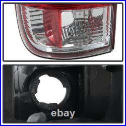 NEW Red 1997-2003 Ford F150 99-07 F250 F350 SuperDuty LED Tube Tail Lights Lamps
