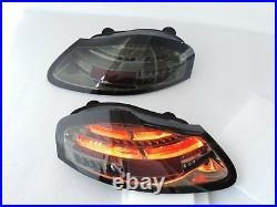 NEW Style LED Smoke Tail Rear Light for 1996 97 98 992004 Porsche 986 Boxster