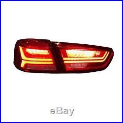 New Evil Eye LED Headlights & Tail Lights for 2008-2017 Mitsubishi Lancer EVO X