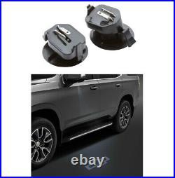 New Gen Silverado 1500, 2500HD, 3500HD, Tahoe & Suburban Puddle Light kit GM OEM