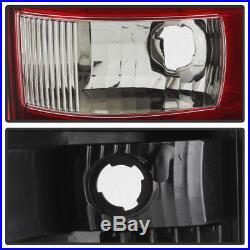 New LED Light Tube Style 2004-2008 Ford F150 LOBO LED Tail Lights Brake Lamps