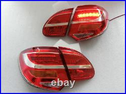 New Led Tail Lights Lamp Red / Clear For 20032008 Toyota Corolla ZRE120