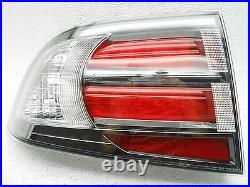 New OEM 2007-2008 Acura TL 3.5L Left Rear Driver Tail Lamp Light Export