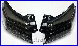 New OEM Infiniti FX35 FX45 Smoked Sport Rear Outer Tail Lights Lamps
