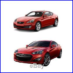 New OEM LED Rear Tail Light Lamp LH & RH Set for Hyundai Genesis Coupe 2010-2013