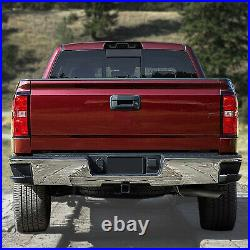 Nuvision Sequential Led Smoke Rear 3rd Third Brake Light For 2014-2020 Silverado