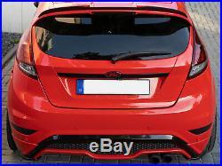OSRAM LEDriving Ford Fiesta MK7 Full LED Rückleuchten inkl. Dynamische Blinker