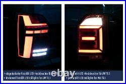 Original Kufatec Kabelbaum Adapter auf Facelift LED Rückleuchten für VW T6 VI