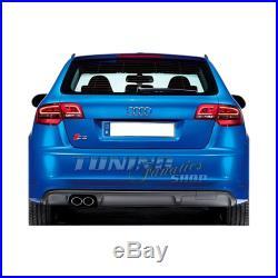Original LED Facelift Rückleuchten SET für Audi A3 S3 8PA Sportback + Adapter