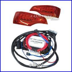Original LED Rückleuchten SET für Audi Q7 4L Facelift inkl. Plug&Play Adapter