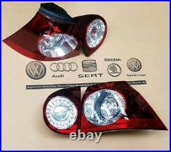 Original VW Golf 5 LED Rückleuchten Heckleuchten Lichter Lampen Leuchten MK5 R32