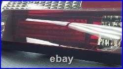 P2M Phase 2 Smoked LED Rear Tail Lights Pair Kit Set AE86 Corolla GTS 84-87 New