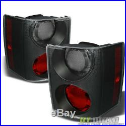 Pair(2) 2006-2009 Land Rover Range Rover HSE Red Smoke LED Tail Lights Lamps
