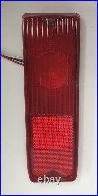 Pair Custom LED Brake Tail Light Lens Kit for 1967-1972 Chevrolet Pickup Truck