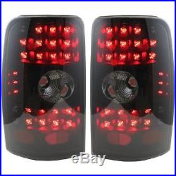 Pair LED Tail Light for 00-06 Chevrolet Tahoe & Suburban 1500 & GMC Yukon LH RH