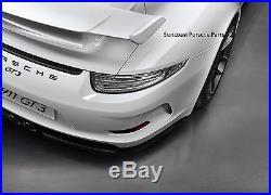 Porsche 911 Clear LED Tail Light Kit 2013-2016 Carrera 991