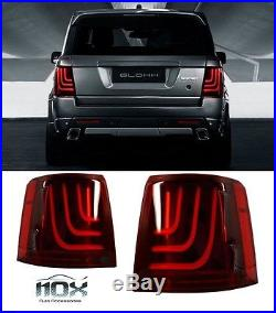 RANGE ROVER SPORT 05 13 Dynamic GL-3 LED Tail lights lamps L320 by Glohh