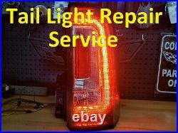 REPAIR SERVICE 2015-18 GMC Yukon Tail Light Lamp FAST 24hr Turn Around Denali XL