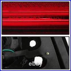 Red LED Tail Lights Brake Lamps Upgrade For 2008-2011 Subaru Impreza/WRX Sedan