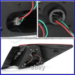 Red LED Taillight For 2008-2013 Honda Accord Sedan Lamp Rear Brake Tail Lights
