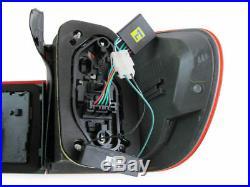 Retrofit Taillights for BMW E70 X5 06-10 prefacilft Tail LED Rear Lights Back M