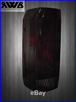 SMOKEDLED 1987-1996 Ford Bronco F150 F250 F350 Tail Lights