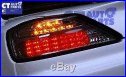 SMOKED SEQUENTIAL LED Tail light 99-02 Nissan Silvia 200SX S15 Spec R YASHIO STY