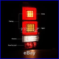 SMOKE 2005-2009 Land Rover Discovery 3 LR3 LED SMD Rear Brake Lamp Tail Lights