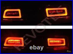 Smoke LED Tail Lights 2014-2015 Chevy Camaro RH & LH 1 Pair Play & Play