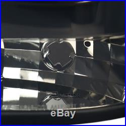 Smoke Lens LED Tail Lights Pair For 2005-2015 Nissan Armada