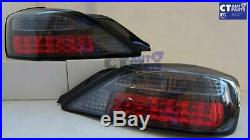 Smoked Black LED Tail light 99-02 Nissan Silvia 200SX S15 Spec R YASHIO STYLE