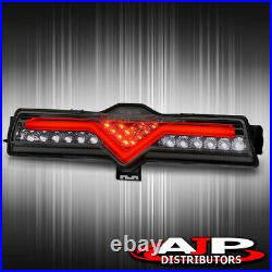 Smoked LED JDM Rear Bumper 3rd Brake Stop Light Lamp For 2013-2019 FRS/BRZ/86