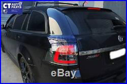 Smoked LED Tail light for HOLDEN COMMODORE VE VF STATIONWAGON Wagon SV6 OMEGA