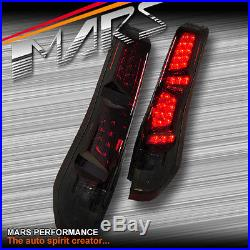 Smoked Red LED Tail Lights Taillight for NISSAN X-TRAIL T31 07-11