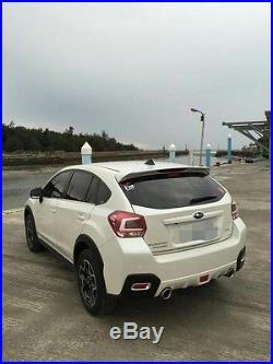 Subaru Crosstrek XV/Impreza Sport MBRO LED Tail Lamps Rear Light Cluster