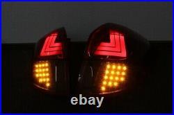 Subaru Legacy BPE BP5 Inner Black LED Left And Right Tail Light Lamp Set JDM