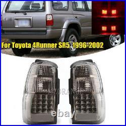 Tail Light Rear Lamp LED Brake Smoked For Toyota 4Runner SR5 1996 1997 1998-2002