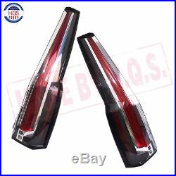 Tail Lights Lamp For Chevy Chevrolet Suburban Tahoe 2015 2016 LED Cadillac Style