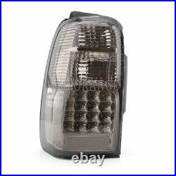 Tail Lights Rear Lamp LED Brake Smoked For Toyota 4Runner SR5 1996 1997 98-2002