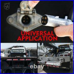TowStick Red 21.5 Wireless LED Light Bar Traffic Advisor for Tow Truck Pickup