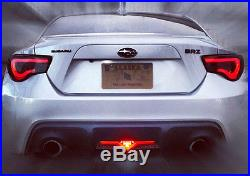 Toyota 86 FRS Subaru BRZ Valent/Helix Sequential Signal Version LED Tail Lights