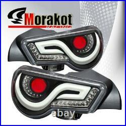 Toyota FRS/Subaru BRZ 13-16 GT86 Rear Brake Signa LED Tail Light Smoked Lens
