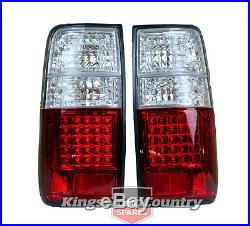 Toyota Landcruiser 80 series LED Taillight Pair tail light