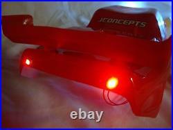 Traxxas Stampede, Rustler, Slash, Revo, T-Maxx, E-Maxx LED Head / Tail Light Kit