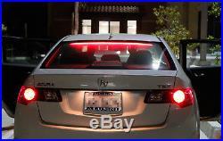 Universal 36-Inch Roofline LED Third Brake Light Kit Above Rear Windshield